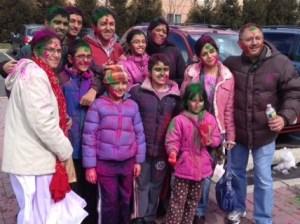 Holi Family