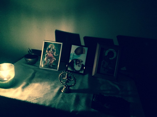 Puja in Shadows