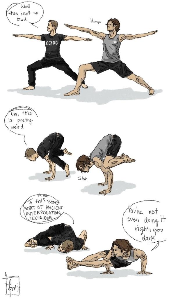 yogafail